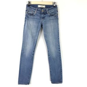 Abercrombie the A & F Skinny Jeans 24/31 Lightwash